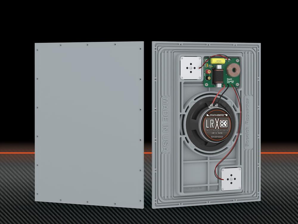 Stealth Acoustics LRx83